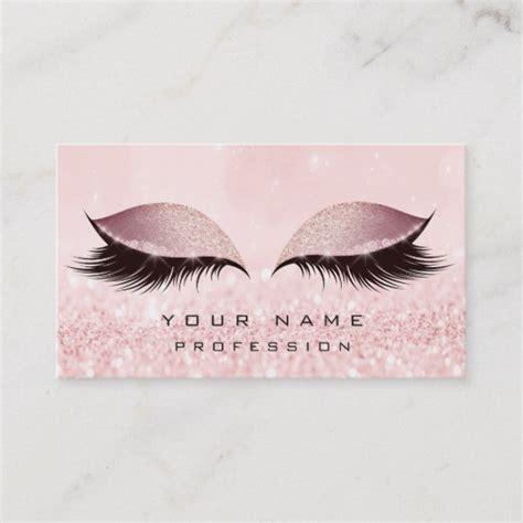 Lash Business Cards