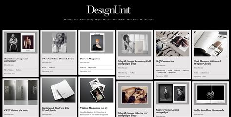 fashion magazine layout design inspiration design unit vasare nar art fashion design blog