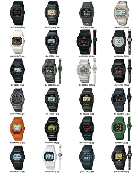 Casio G Shock Dw 5600 Tali Reggaepelangi casio g shock dw 5600 collection sg shock flickr