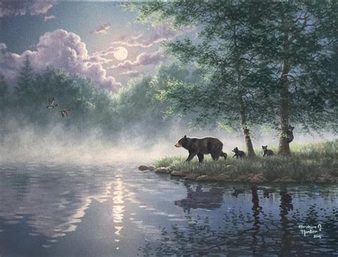 bob ross painting wildlife 245 best abraham images on hunters