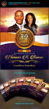 church flyer templates church anniversary flyer template by seraphimchris
