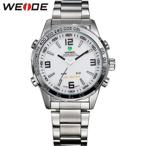 30 to meters 30 meters water resistant analog watches steel relogio masculino