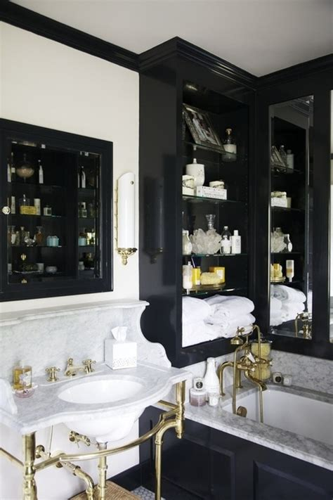Masculine Bathroom Ideas by 30 Rock Masculine Bathroom Inspirations