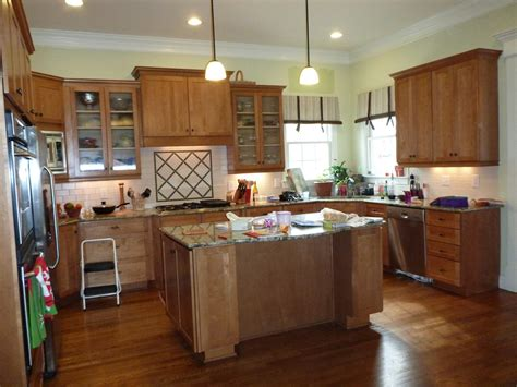 Oak Kitchen Cabinets Ideas decor you adore seifert project kitchen before