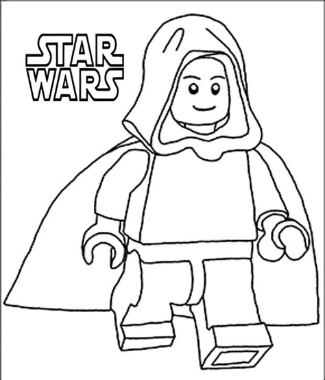 Star Wars Coloring Pages Easy | 50 top star wars coloring pages online free