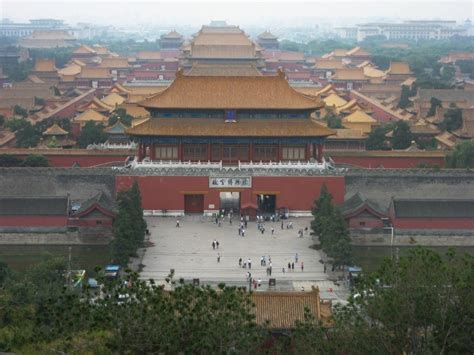 Beijing China Original the secret garden at china s forbidden city will open for time in nearly 100 years