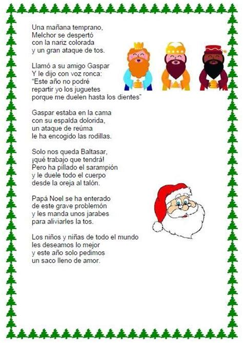 poemas de navidad 17 best images about poesia infantil on pinterest