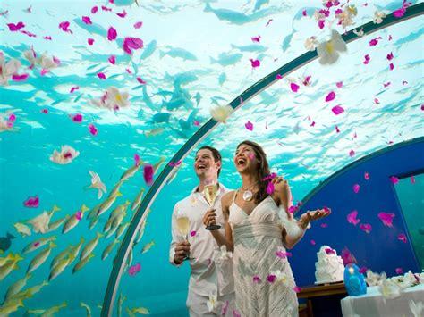 Indulge in Luxurious Ithaa Underwater Restaurant in