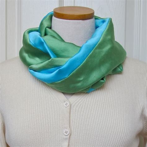 you to see fabric infinity scarf on craftsy