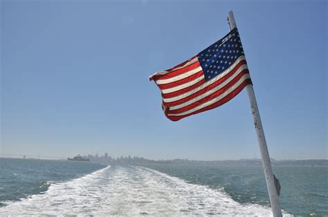 american flag for boat free photo american flag cruise flag free image on