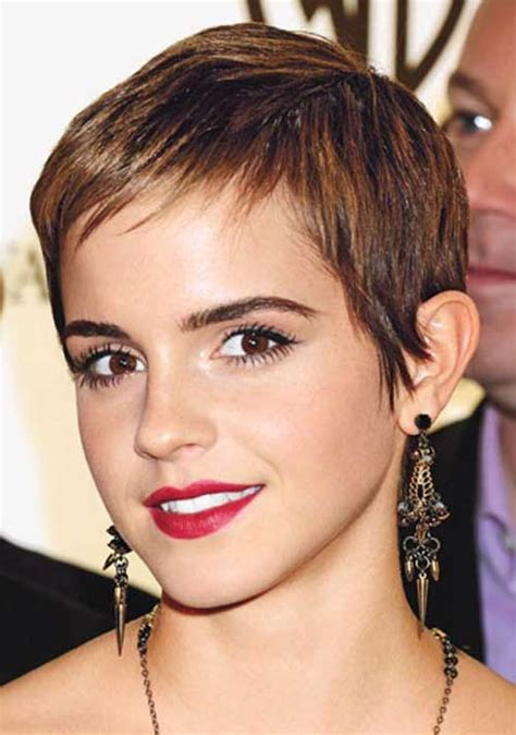 emma watson pixie cut best pixie cuts 2013 short hairstyles 2017 2018 most