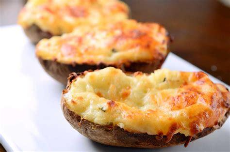 Reader Recipe Cheesy Baked Potatoes by Cheesy Rosemary Baked Potatoes S Ambrosia
