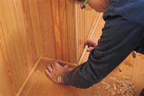 How To Install Beadboard Wainscoting by How To Install Beadboard Wainscoting This House