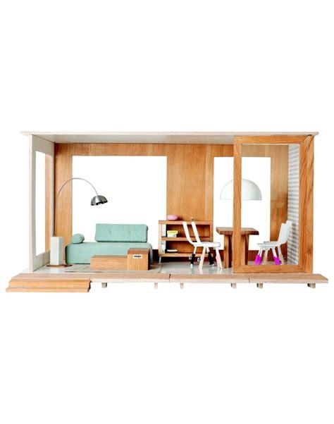 modern dolls house modern doll house miniio d o ll h o u s e pinterest house dolls and doll houses