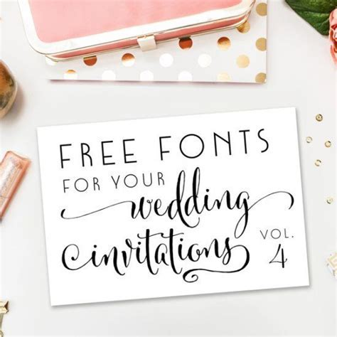 Fonts, Inspiration and Save the date on Pinterest