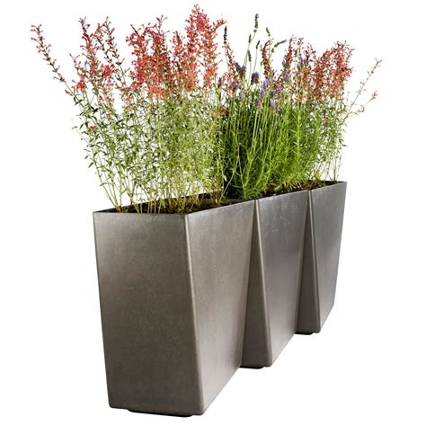 Planters Modern by Home Decor Garden Planters