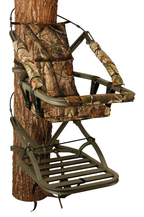miniature tree stand summit mini viper sd 81124 self climbing bow rifle treestand 300 lbs 716943811244 ebay