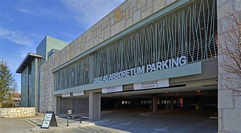 Arboretum Parking Garage by Dallas Arboretum Parking Garage At B 1 Uw Citadel