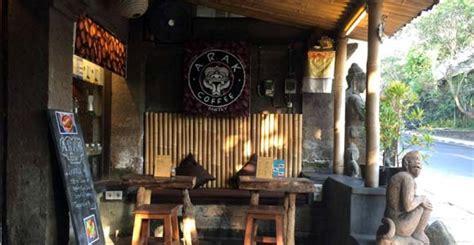 Java Arabica Coffee 100 Kopi Kawisari Murah Enak 250 Gr Asli 10 tempat nongkrong murah di ubud asik untuk anak muda