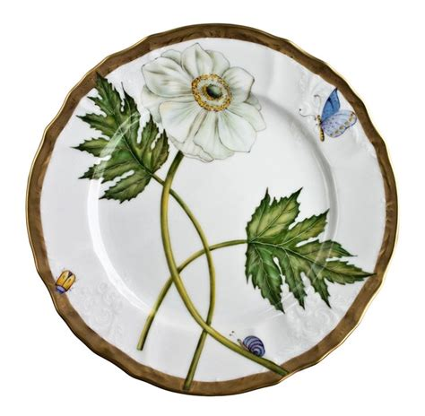 Decorative Salad Plates by 402 Best Botanical China Images On Painted