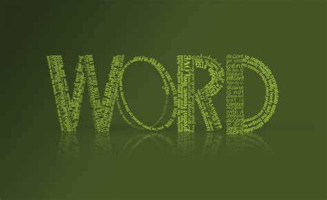 words wallpaper gallery
