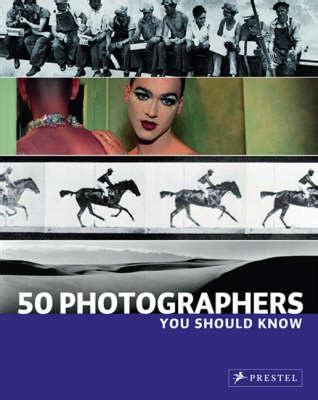 libro 50 photographers you should 50 photographers you should know peter stepan 9783791340180