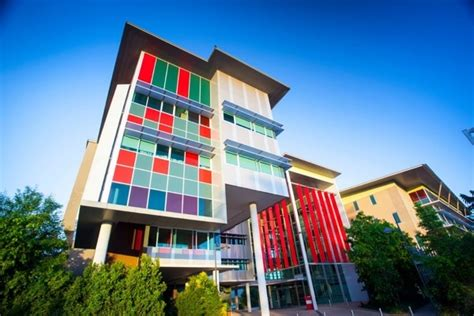 Griffith Mba For International Students griffith unveils 38m business building on gold coast