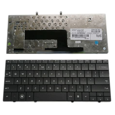 Keyboard Laptop Hp Mini 110 Keyboard Hp Mini 110 Series Black Jakartanotebook