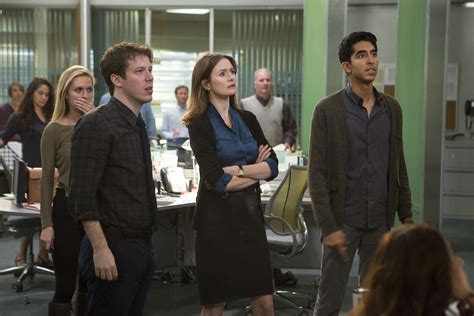 The News Room by The Newsroom Season 3 Review Season Gets To Strong Start With Humor And High Stakes