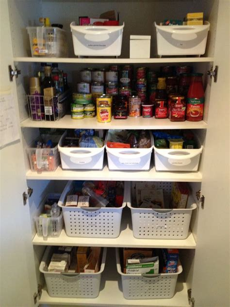 kitchen pantry closet organization ideas 25 best ideas about deep pantry organization on pinterest