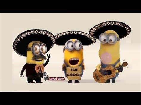 imagenes de minions happy birthday las ma 241 anitas tradicionales con mariachi y celebraci 243 n