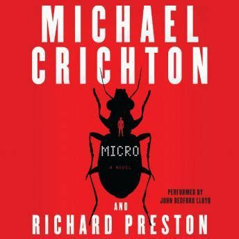 Novel Michael Crichton 30rb listen to micro a novel by michael crichton at audiobooks