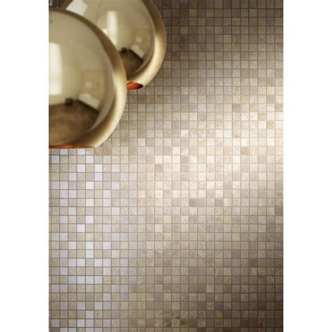 mosaico x bagno mosaico su rete rivestimento evolutionmarble marazzi per