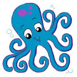cartoon octopus coloring pages clipart free clip art images image 11379