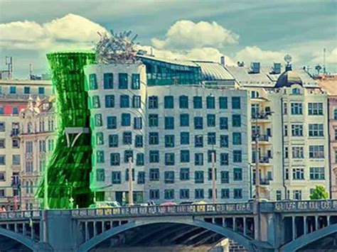 casa danzante praga la casa danzante si vestir 224 di verde nel giorno di san
