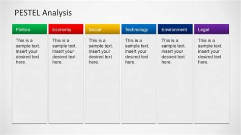 Image Gallery Pestle Template Pestle Analysis Template Ppt Free