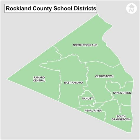 Rockland County Ny Search Rockland County School District Map New York Looking For