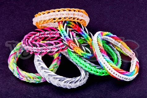 Super 7 Seven Link Fishtail   EASY Rainbow Loom and Monster Tail Bracelet Tutorial   YouTube