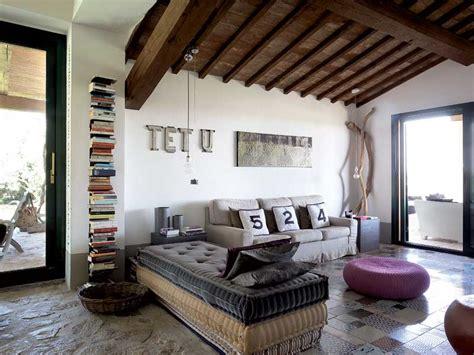 decoratrice di interni d 233 coration maison de cagne un m 233 lange de styles chic
