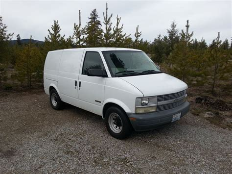 2000 chevrolet astro cargo for sale by owner in newport