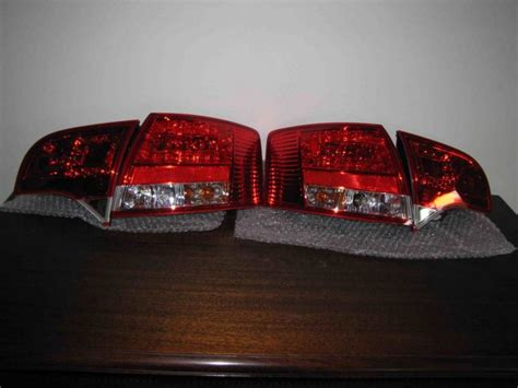 audi b7 tail lights for sale b7 a4 s4 avant led tail lights audi forum