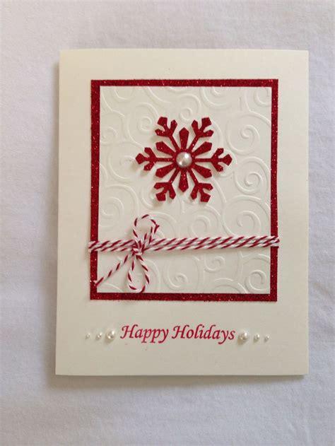 Handmade Merry Cards - 20 card ideas that show you care card ideas