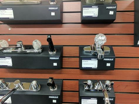 bathroom and kitchen faucets new faucets new display southside bargain center