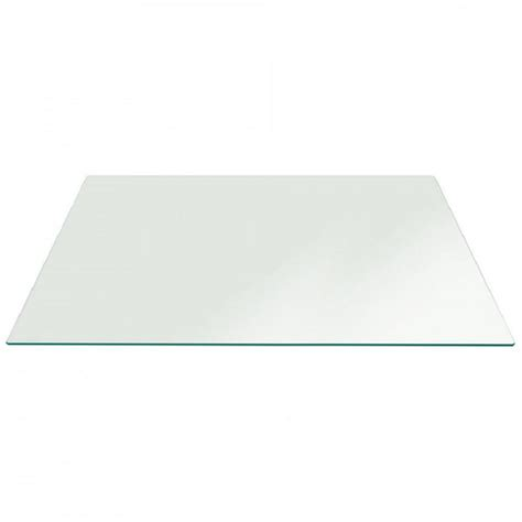 36 x 60 table top fab glass and mirror 36 in x 60 in clear rectangle glass