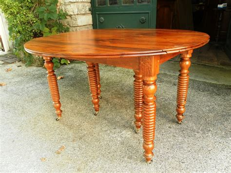 Extending Dining Tables For Sale A Louis Philippe Extending Dining Table In Walnut Wood 137 Inch For Sale Antiques