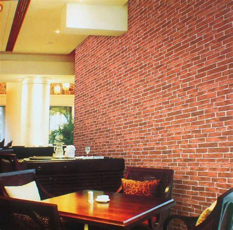 wallpaper tembok batu bata global wallpaper dinding di yogyakarta motif batu bata