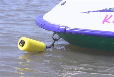 boat anchor buoy system pwc jet ski sea doo waverunner beach anchor mooring buoy