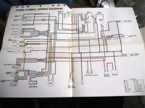 yamaha jt2 wiring diagram 28 images yamaha fzr 600