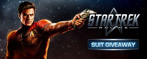 Star Trek Online Giveaway - star trek online suit giveaway mmobomb com