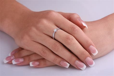 Wedding Ring Small by Engagement Rings Rd158pl Platinum Ring With A
